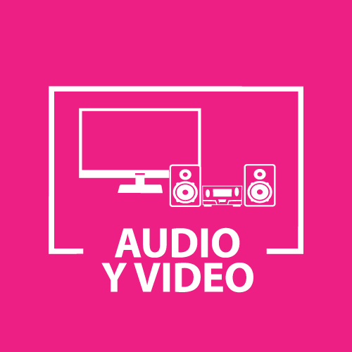 AUDIO Y VIDEO